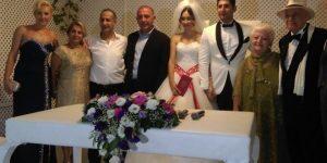 Osman Demir'in mutlu günü.