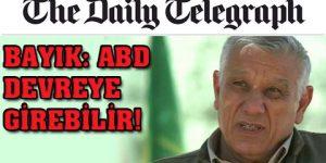 'PKK, ABD ile gizlice görüşüyor'.
