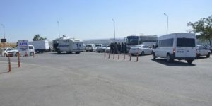 Diyarbakır'da roketatarlı saldırı.
