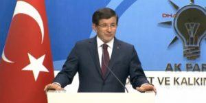 CHP ve MHP'ye seçim hükümeti önerisi.