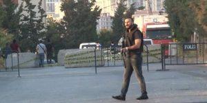 İstanbul'da polis merkezine saldırı