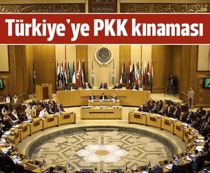 Türkiye'nin PKK operasyonlarına kınama.