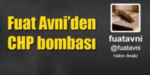 Fuat Avni'den bomba CHP iddiası.
