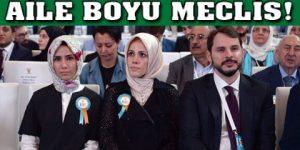 AKP'de Sümeyye Erdoğan sürprizi