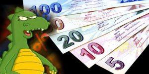 Enflasyon rakamları açıklandı.