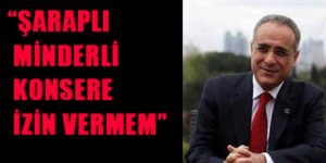 Kültür Bakanı Topçu'dan şok sözler!