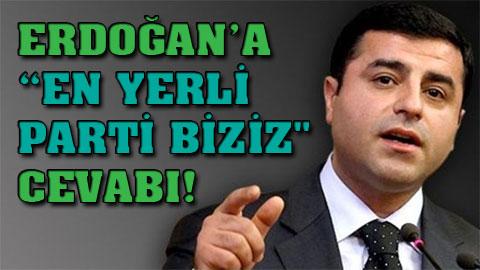 Demirtaş'tan CHP'ye çağrı.