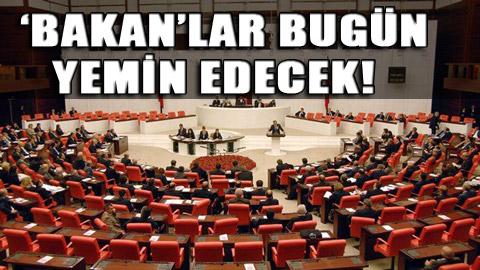 Meclis'te Suriye tezkeresi görüşülecek!