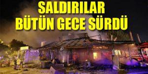 HDP binalarına onlarca saldırı.
