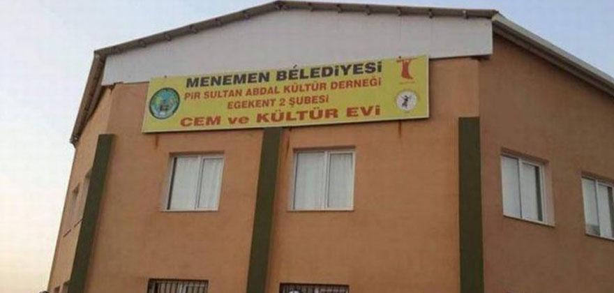 İzmir'de Cemevi'ne saldırı