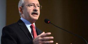 Kılıçdaroğlu: Toplu eylemlere katılmayın!