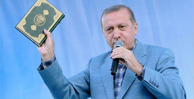 AGİT: Erdoğan kuralları ihlal etti!