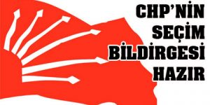 İşte CHP'nin yeni vaatleri!