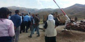 Yüksekova'dan 200 kişilik heyet Dağlıca'ya gitti