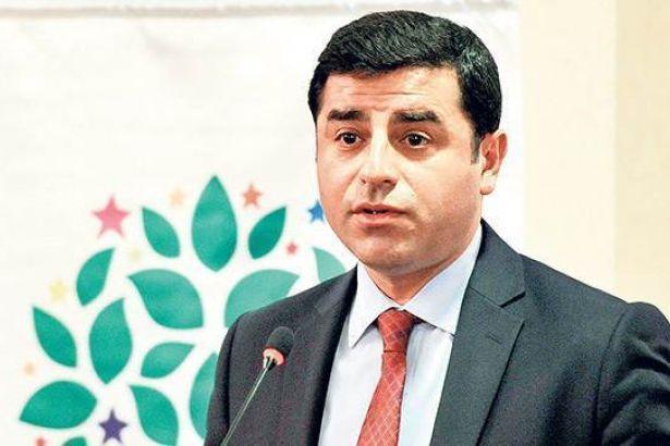 Demirtaş'tan Dağlıca açıklaması.