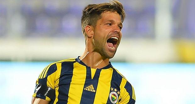 Fenerbahçe'de Diego depremi