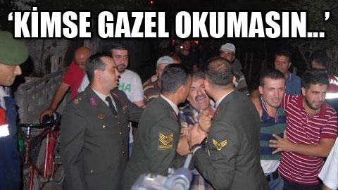 Şehit babasından Erdoğan'a tepki.