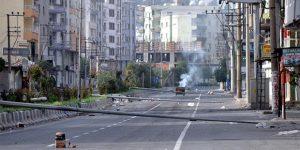 Cizre'deiki günde 6 kişi öldü.