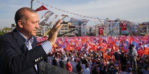 Erdoğan, 1 Kasım için de meydanlara inecek