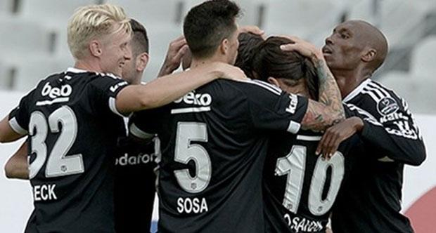 Beşiktaş Avrupa Beyi!Skenderbeu 0 – 1 Beşiktaş