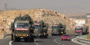 Diyarbakır'a büyük silah sevkiyatı!