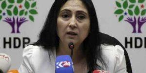 HDP'den 'bayrak' açıklaması