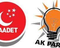 AKP-Saadet seçim ittifakı