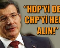 Seçimde Hedef CHP!