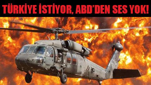ABD bu silahları Türkiye'ye vermiyor.