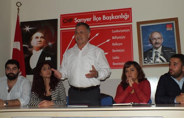 CHP gençliği harekete geçti..!