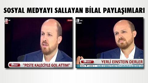 Bilal Erdoğan: Kaçmadım, buradayım