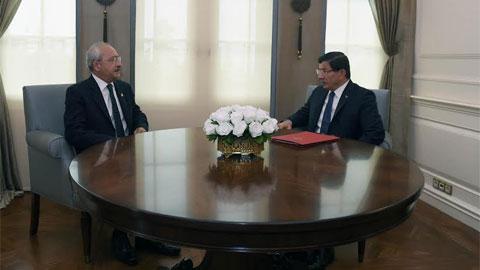 CHP lideri: Davutoğlu itiraf etti…