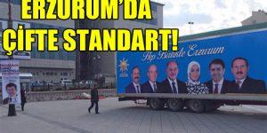 CHP'ye yasak, AKP'ye serbest!