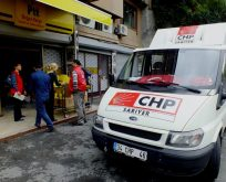 CHP Sarıyer'den anlamlı kampanya
