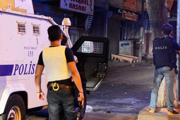 Diyarbakır'da IŞİD ile çatışma.