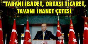 Erdoğan'ın gündemi yine cemaat
