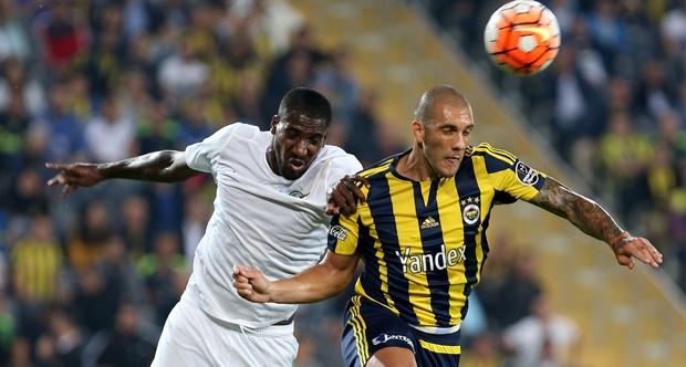Fenerbahçe 2-2 Akhisar Belediyespor