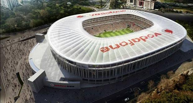Beşiktaş'a dev gelir, dev sponsor!