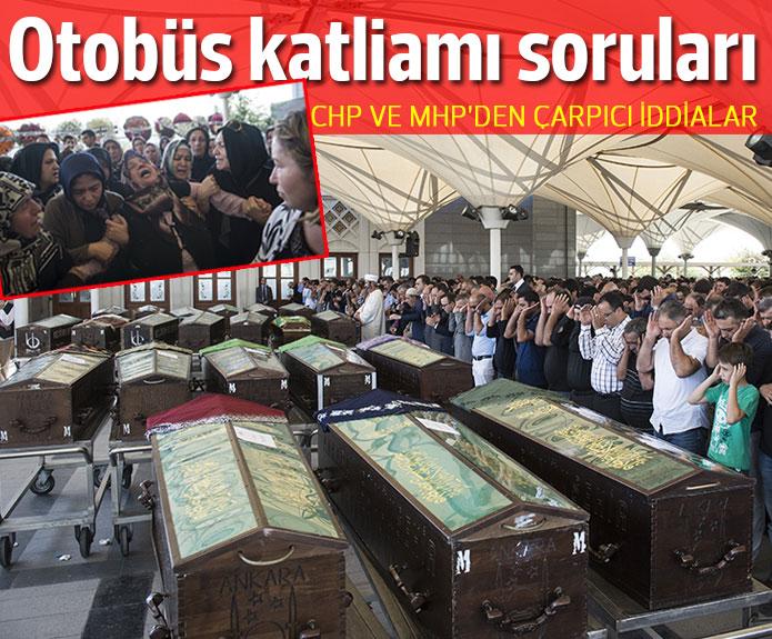 Ankara'daki otobüs faciasında çarpıcı iddia: Aynı otobüsler, benzer facialar