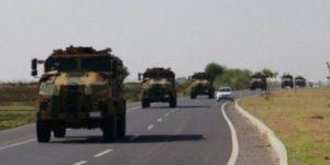 Varto'da askeri araca saldırı