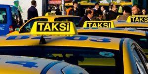 Taksicilerin 'Uber' isyanı