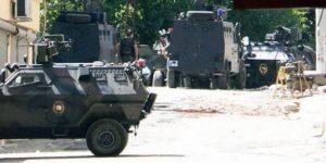 Silvan'da çatışma: 2 asker yaralı