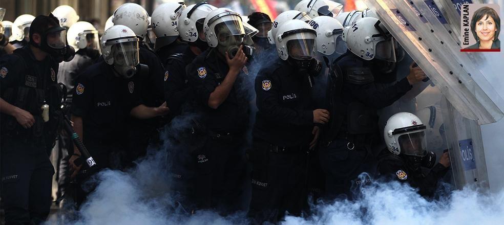AKP'nin önceliği polisin maaşları