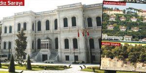 Erdoğan Saray'a doymuyor