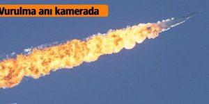 Türkiye, Suriye sınırında savaş uçağını düşürdü