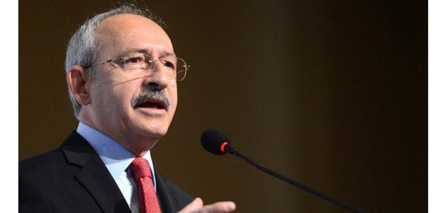 Kılıçdaroğlu: Esad'sız çözüm çöktü.