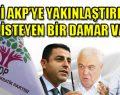 HDP'de ağır hesaplaşma.