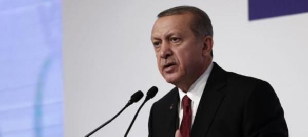 Erdoğan: DAİŞ, Esed tarafından destekleniyor