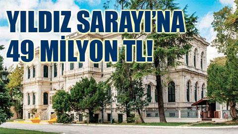 Erdoğan'ın yeni 'saray'ına servet