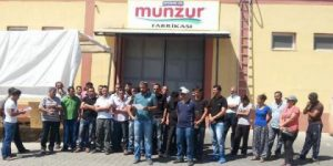 Munzur Su fabrikası kapandı!